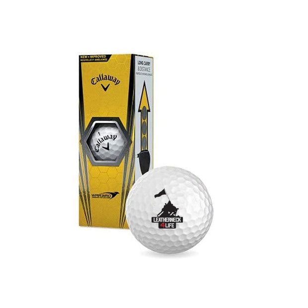 Leatherneck for Life Warbird Golf Balls