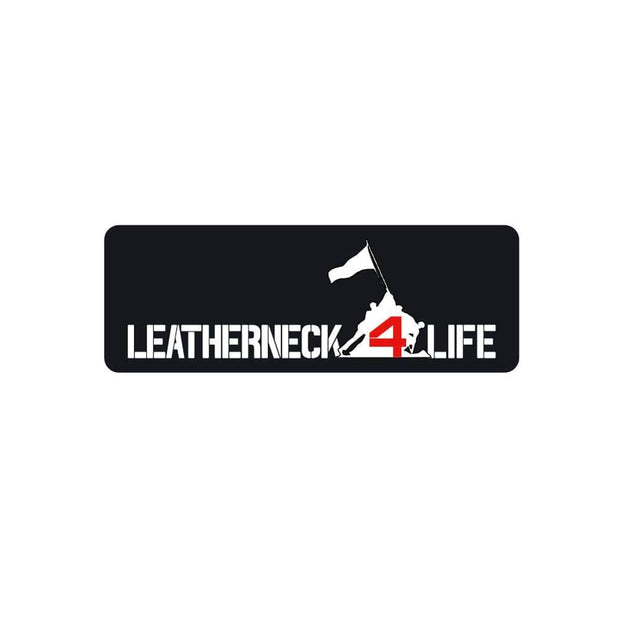 Leatherneck for Life Magnet