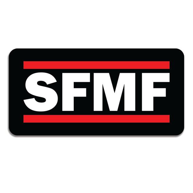 SFMF Redline Decal