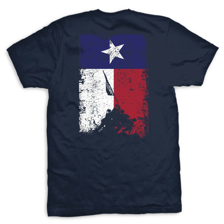 Texas Marine Flag T-Shirt