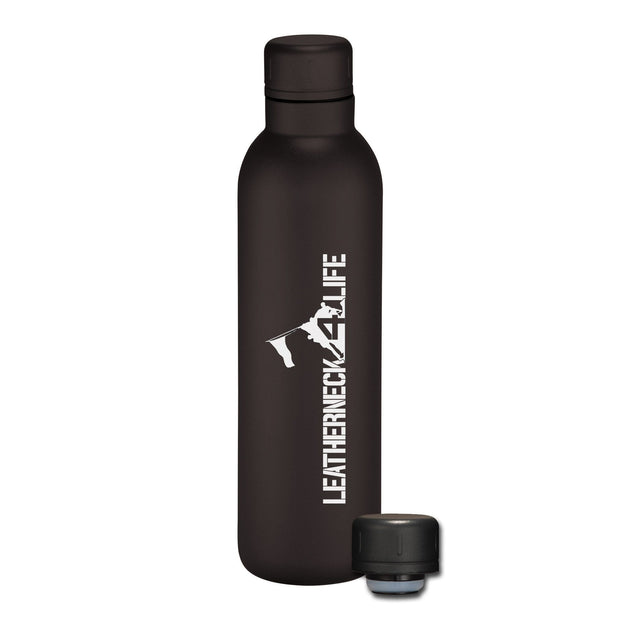Leatherneck for Life 17 oz. Vacuum Bottle