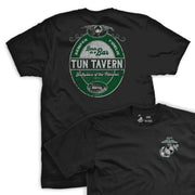 Tun Tavern Label St. Paddy's Edition T-Shirt - Black