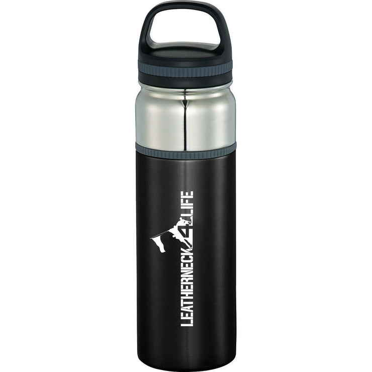 Leatherneck for Life 32 oz. Copper Insulated Vacuum Bottle