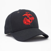 3D EGA Work Wear Canvas Hat- Red Insignia