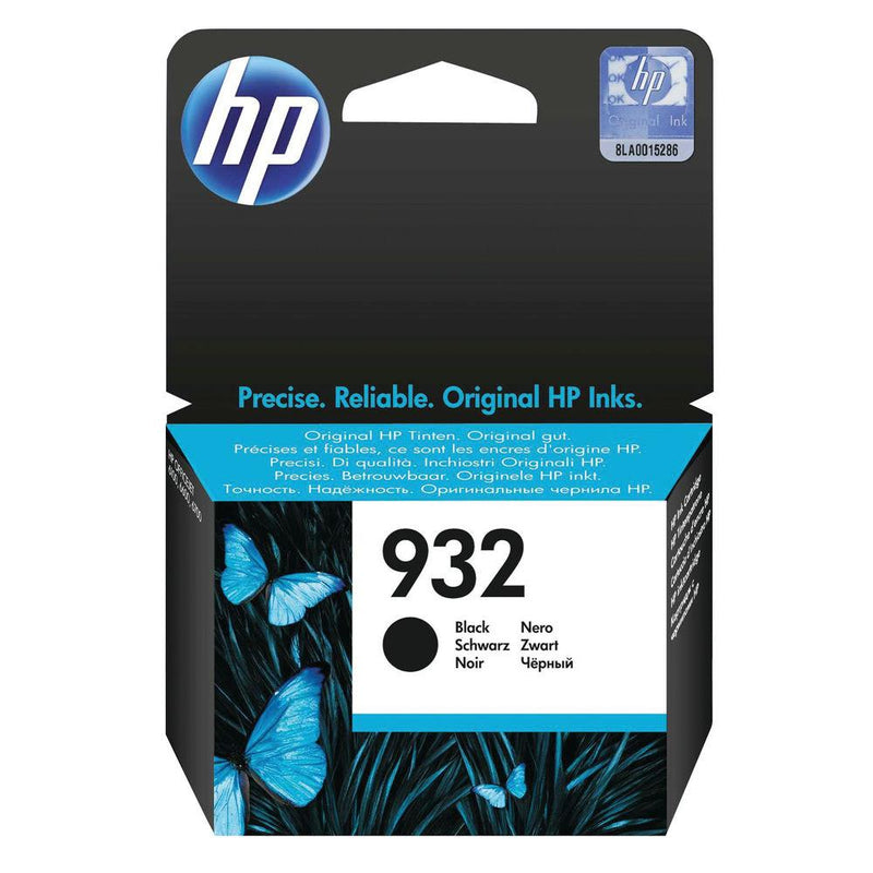 Genuine HP 932 Black Ink Cartridge - (CN057AE) - The Cartridge Centre