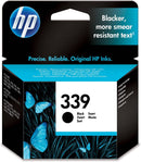Genuine HP 339 High Capacity Black Ink Cartridge - (Vivera C8767EE) - The Cartridge Centre