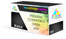 Premium Compatible Brother DR-2000 Black Drum Unit (Replaces DR2000 Laser Printer Imaging Drum) - The Cartridge Centre
