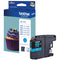 Genuine Brother LC123C Cyan Ink Cartridge (LC-123C Inkjet Printer Cartridge) - The Cartridge Centre