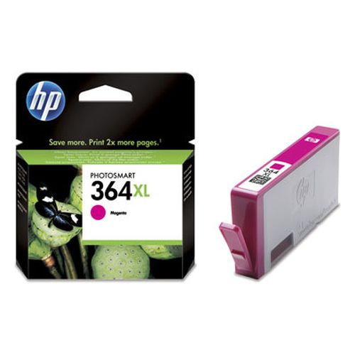 Genuine HP 364XL High Capacity Magenta Ink Cartridge (Vivera CB324EE) - The Cartridge Centre