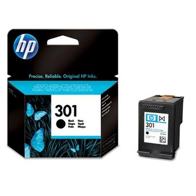 Genuine HP 301 Black Ink Cartridge - (CH561EE) - The Cartridge Centre