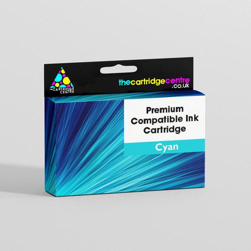 Premium Compatible Epson Cyan 202XL High Capacity Ink Cartridge - (Replaces Epson T02H2 Kiwi Inkjet Printer Cartridge) - The Cartridge Centre