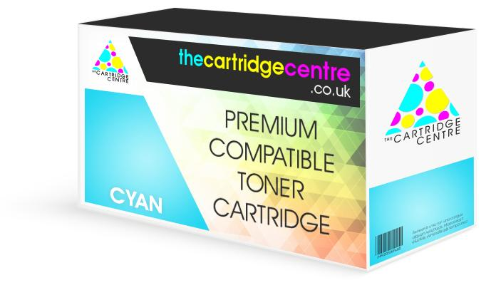 Premium Compatible HP 307A Cyan Toner Cartridge (HP CE741A) - The Cartridge Centre