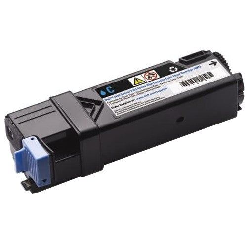 Dell 2150 High Capacity Cyan Toner 769T5 - The Cartridge Centre