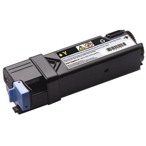 Dell 2150 Standard Capacity Yellow Toner Nt6X2 - The Cartridge Centre