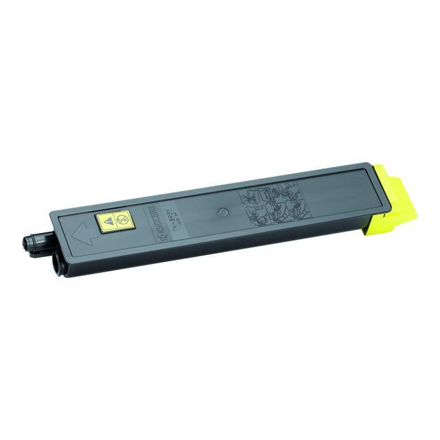 Genuine Yellow Kyocera TK-895Y Toner Cartridge (TK895Y Laser Printer Cartridge) - The Cartridge Centre