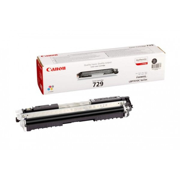 Genuine Black Canon 729 Toner Cartridge - (4370B002AA) - The Cartridge Centre