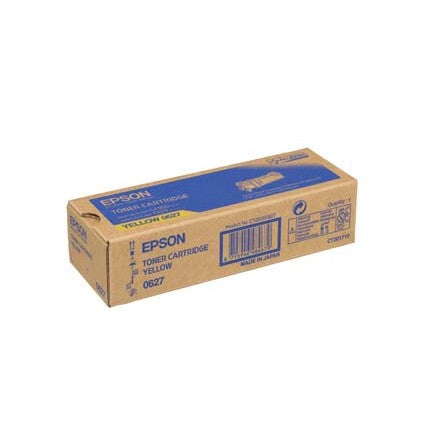 Genuine Yellow Epson S050627 Toner Cartridge - (C13S050627) - The Cartridge Centre