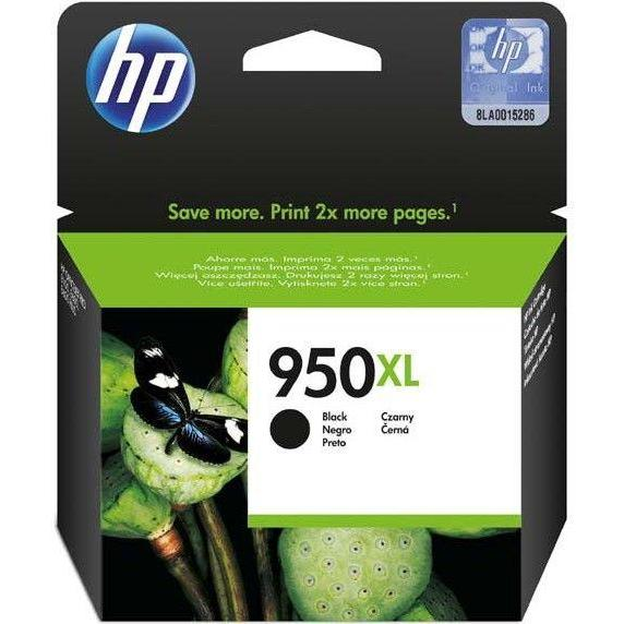 Genuine HP 950XL High Capacity Black Ink Cartridge - (CN045AE) - The Cartridge Centre