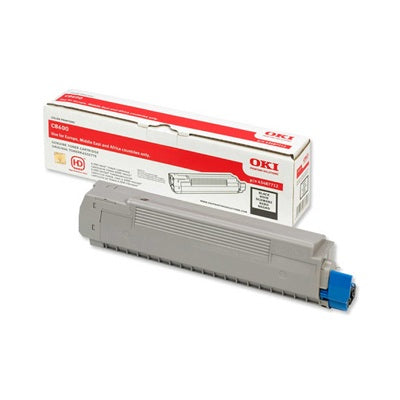 Genuine Black OKI 44844616 Toner Cartridge - (44844616 Laser Printer Cartridge) - The Cartridge Centre