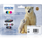 Genuine 4 Colour Epson 26XL High Capacity Ink Cartridge Multipack - (T2636 Polar Bear Inkjet Printer Cartridges) - The Cartridge Centre