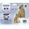 Genuine Epson 26 4 Colour Ink Cartridge Multipack - (T2616 Polar Bear Inkjet Printer Cartridges) - The Cartridge Centre