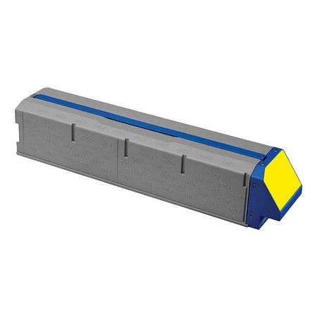 Genuine Yellow OKI 45536413 Toner Cartridge - (45536413) - The Cartridge Centre
