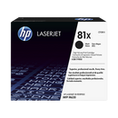 Genuine High Capacity Black HP 81X Toner Cartridge - (CF281X) - The Cartridge Centre