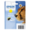 Genuine Yellow Epson T0714 Ink Cartridge - (T0714 Cheetah Inkjet Printer Cartridge) - The Cartridge Centre