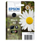 Genuine Black Epson 18 Ink Cartridge - (T1801 Daisy Inkjet Printer Cartridge) - The Cartridge Centre