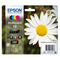 Genuine 4 Colour Epson 18XL High Capacity Ink Cartridge Multipack - (T1816 Daisy Inkjet Printer Cartridges) - The Cartridge Centre