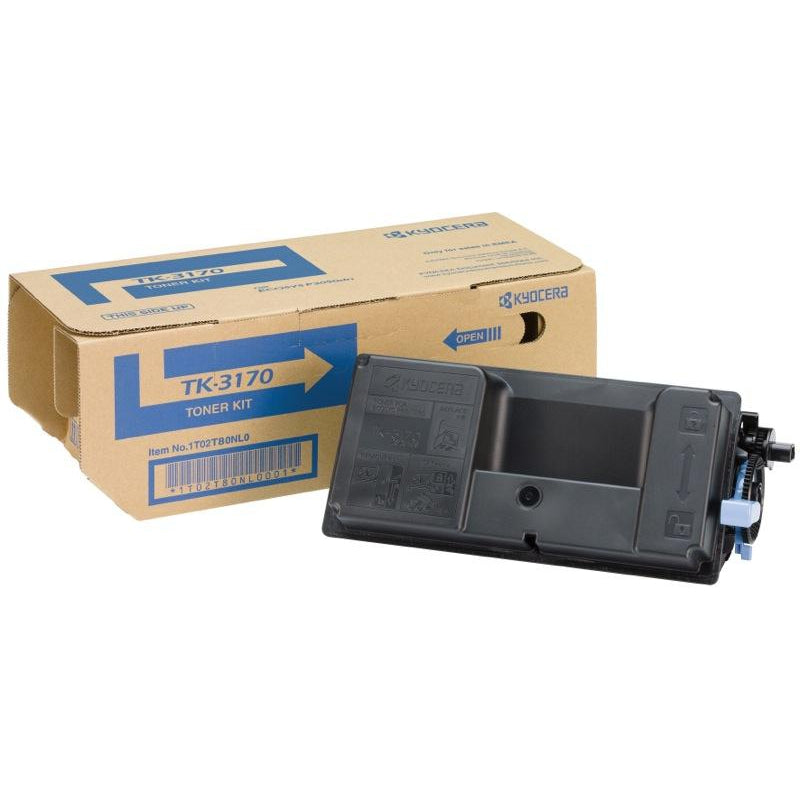 Genuine Black Kyocera TK-3170 Toner Cartridge - (TK3170) - The Cartridge Centre