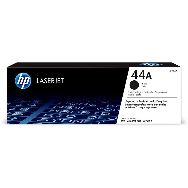 Genuine Black HP 44A Toner Cartridge - (CF244A) - The Cartridge Centre