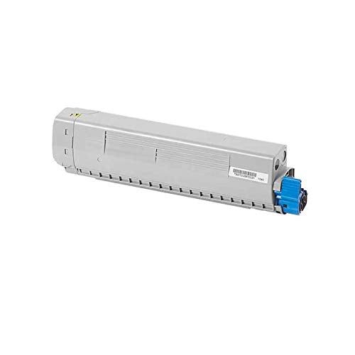 Genuine High Capacity Cyan Oki 46861307 Toner Cartridge - (46861307) - The Cartridge Centre