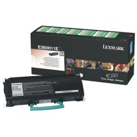 Genuine High Capacity Black Return Program Lexmark E360H11E Toner Cartridge - (0E360H11E) - The Cartridge Centre