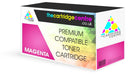 Premium Compatible HP LaserJet CP5225n Magenta Toner Cartridge (HP CE743A) - The Cartridge Centre