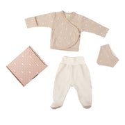 Small - Organic Cotton gift set