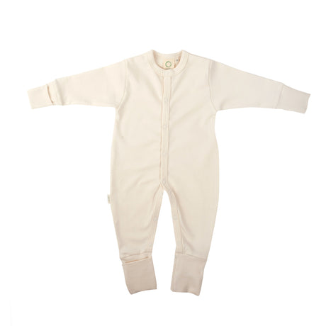 Organic Cotton Long sleeve sleeper