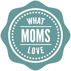 What Moms Love logo