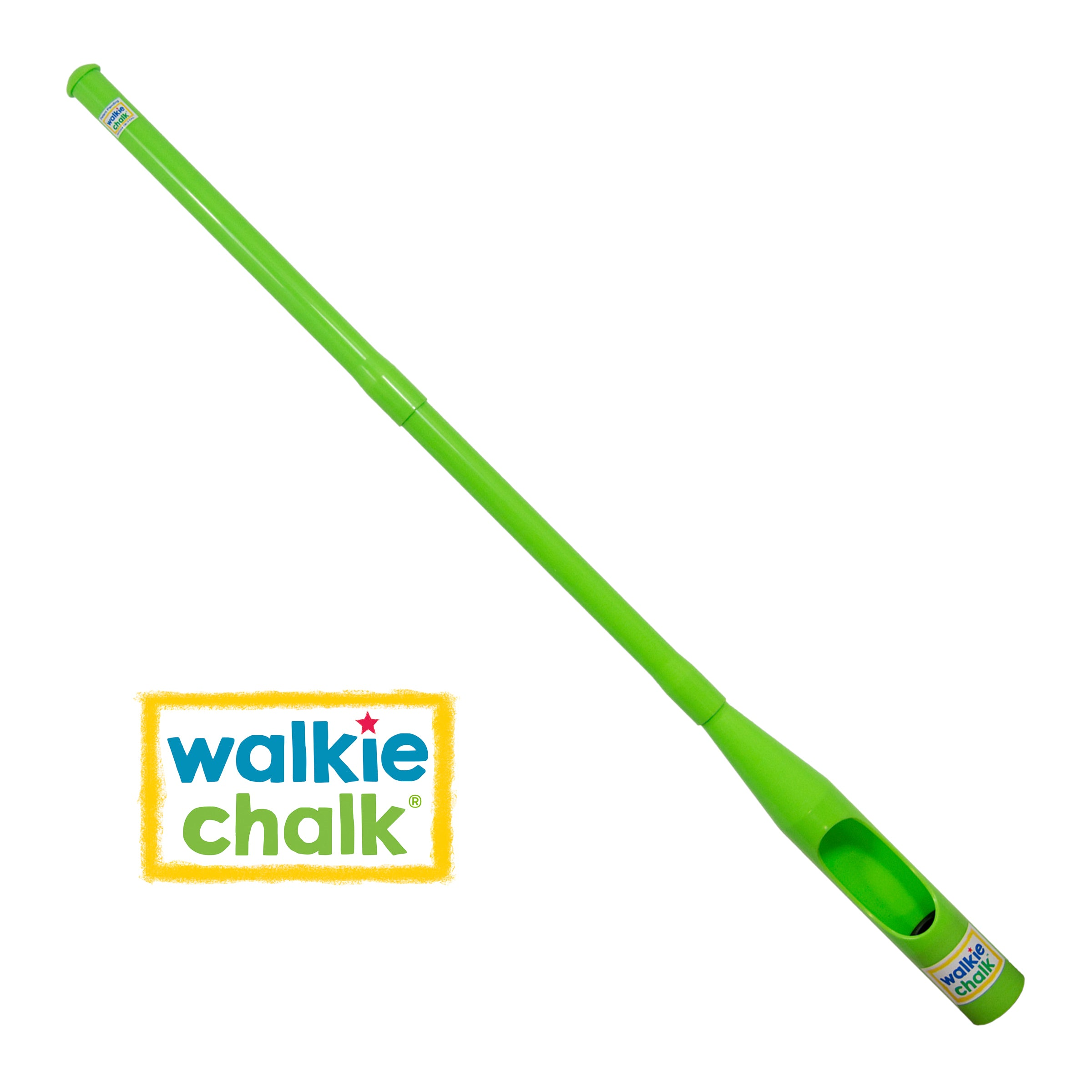Walkie Chalk Sidewalk Chalk Holder_Lucky Lime