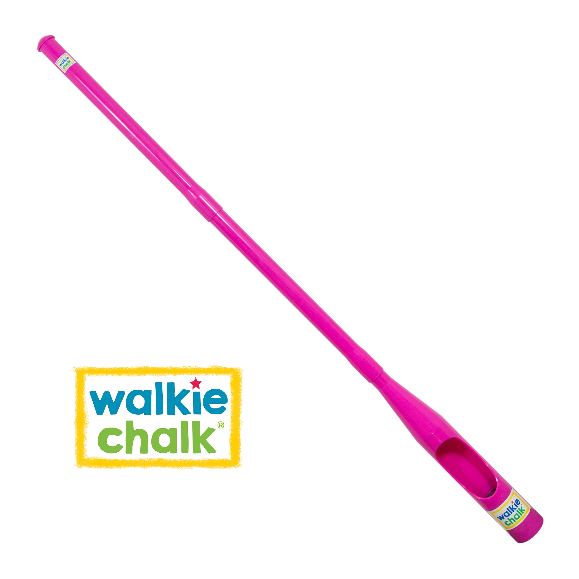 Walkie Chalk Sidewalk Chalk Holder Poppin_Pink