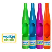 Walkie Chalk: Stand Up Sidewalk Chalk Holder - Outdoor Toys