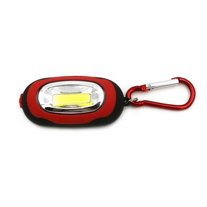 COB Key Chain Flashlight