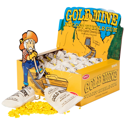 Wholesale Gold Mine Gum