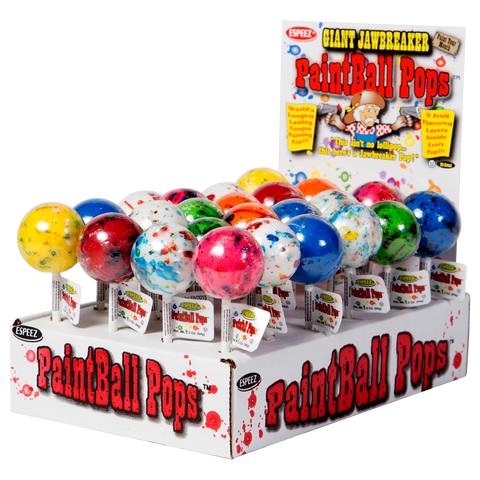 Wholesale Paintball Pops