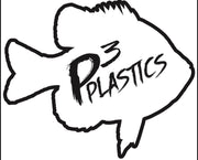 P3 Plastics Window Decal