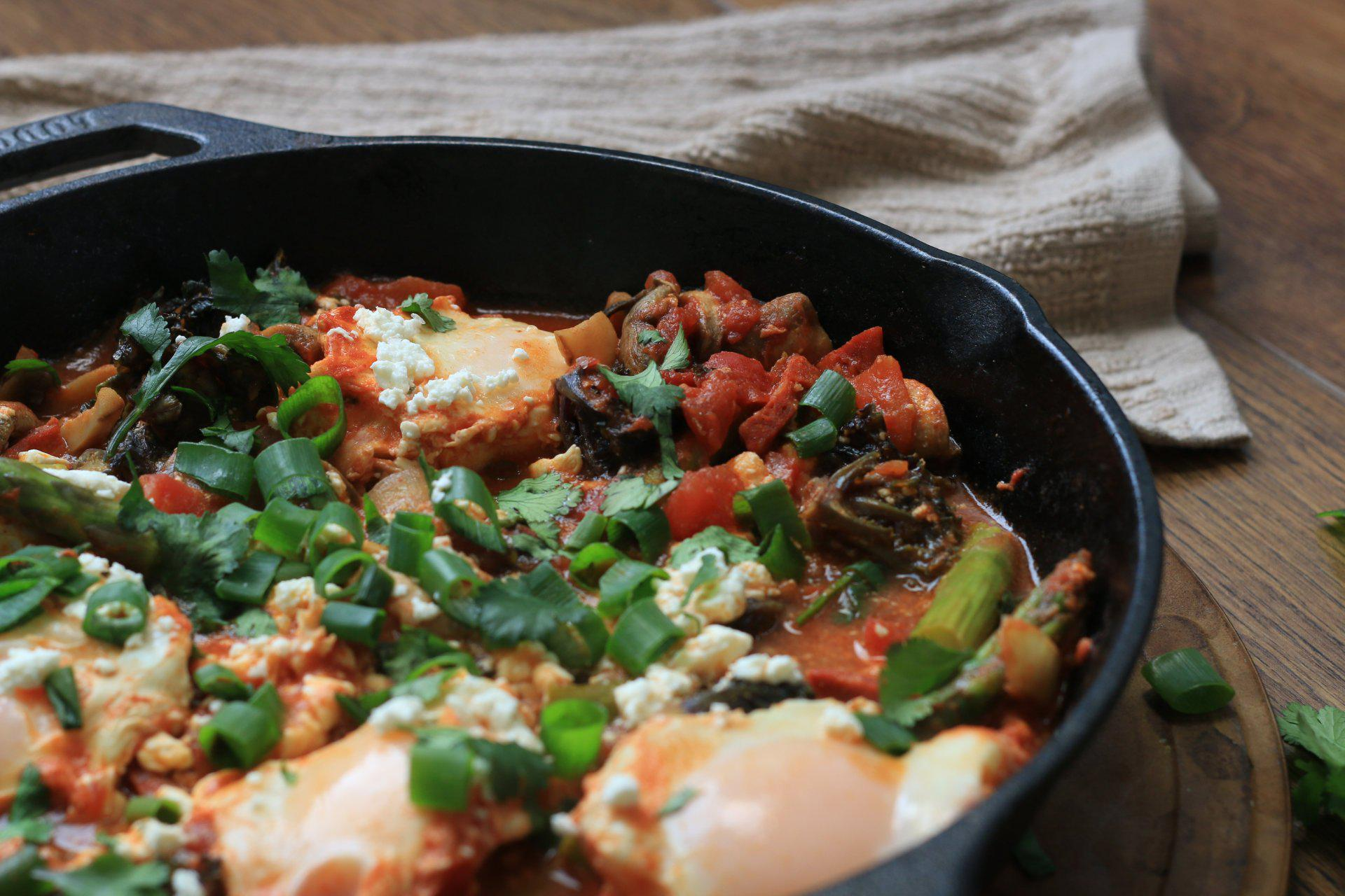 Egg and Chorizo Breakfast Skillet Recipe Good Enough For Mothers Day (And its Gluten-Free!)