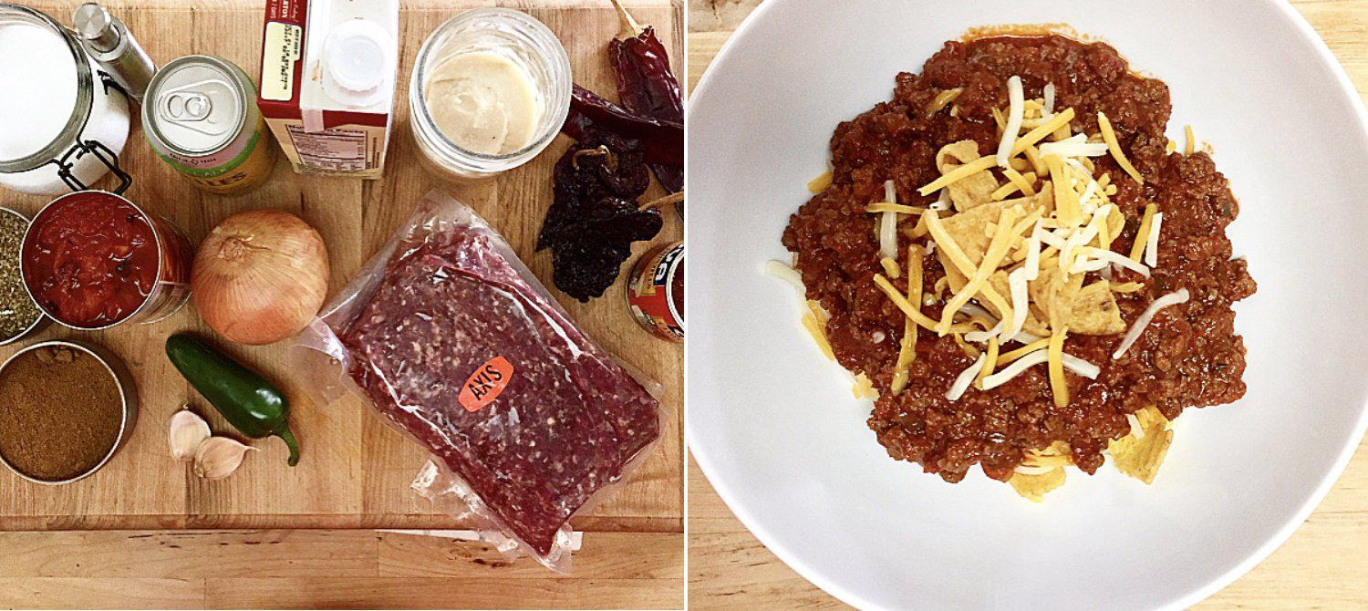 "Award-Winning ""Texas Red"" Venison Chili Recipe"