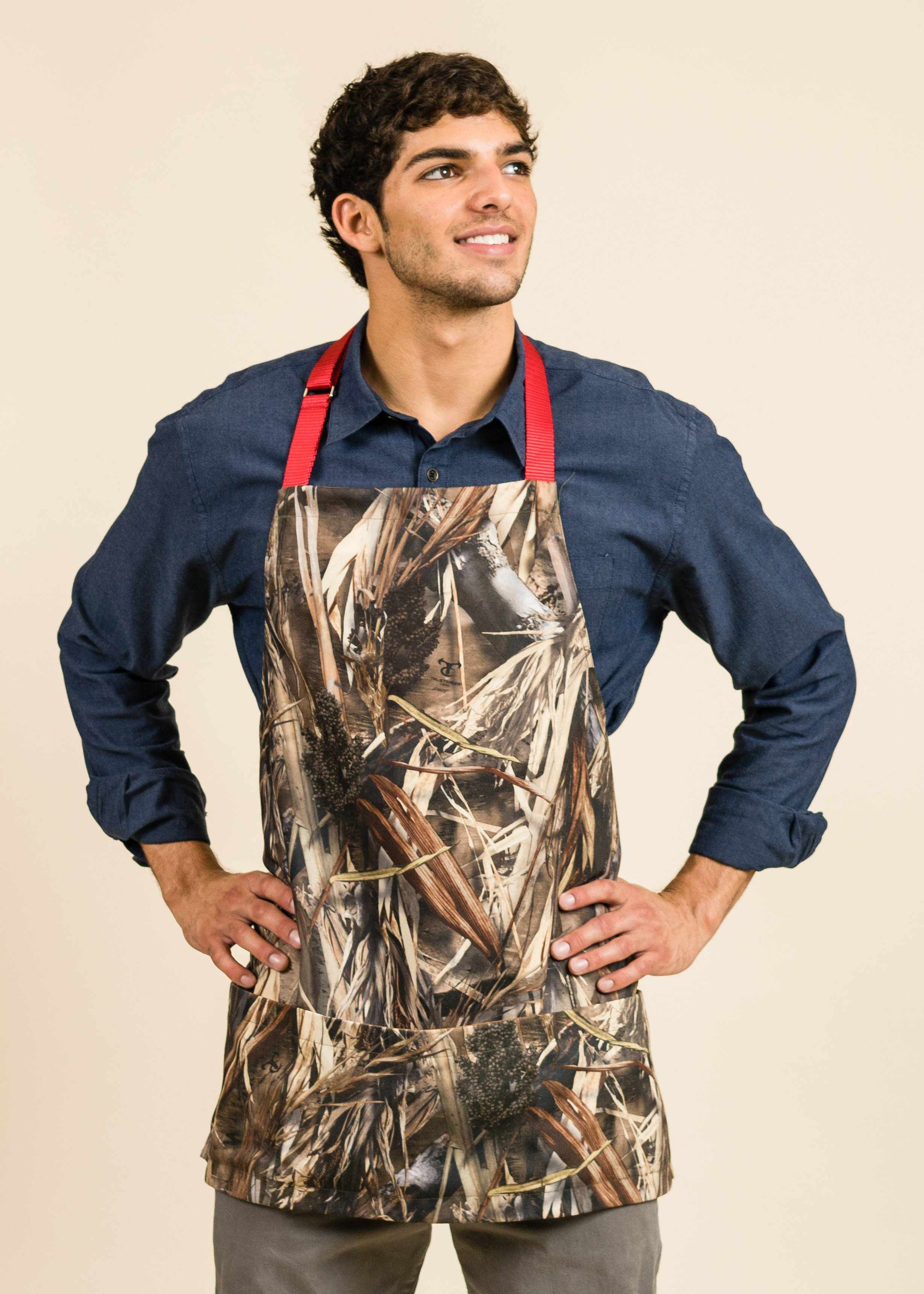 Short-Full Camo Apron | True Timber Upland Bird