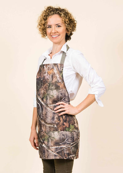 Short-Full Camo Apron | True Timber Forest