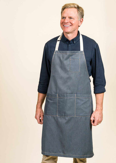 Full Apron Conductor Gray